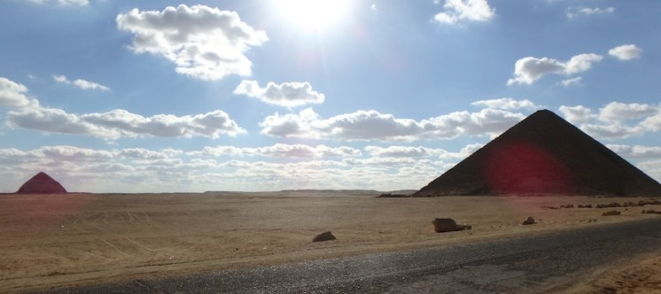 Dahsur Pyramid