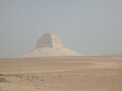 Meidum from the desert