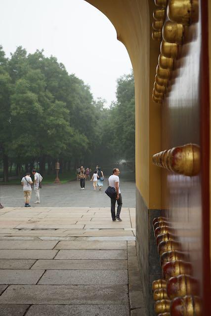 Enter through the majestic gates...